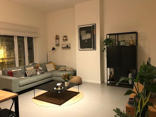 Spacious apartment for two in Antwerp city center