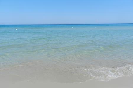 Studio 250m spiaggia e vista mare - Santa Maria di Leuca - Apartemen