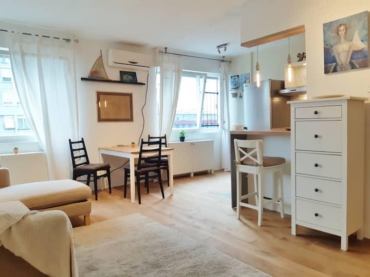 "Eagles Nest Apartment, Piano, Wi-Fi, 42""TV"