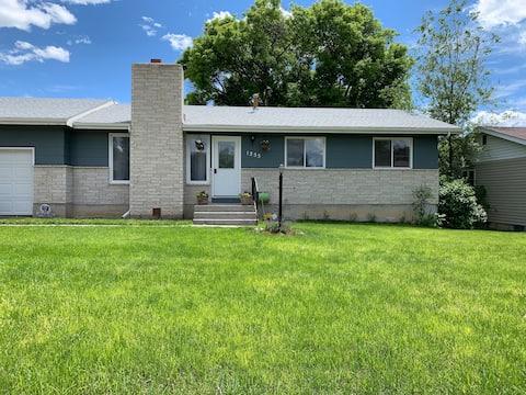 Wonderful Wyoming Home in Quiet Neighborhood