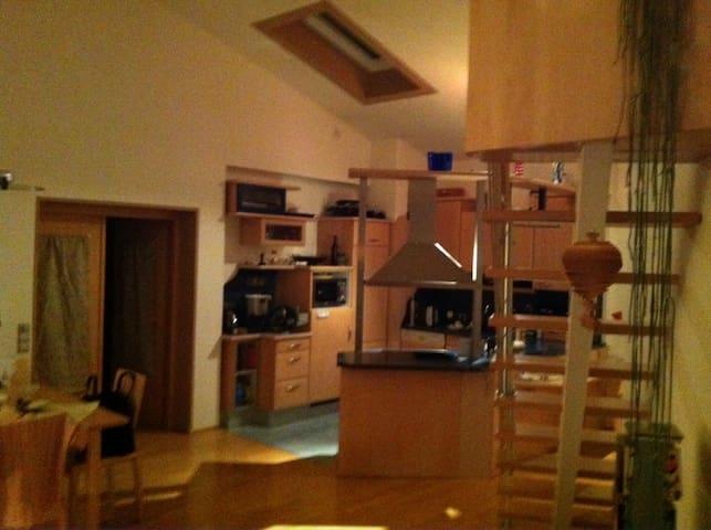 Modernes Dachterrassen-Appartement - Guntramsdorf - Apartment