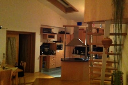 Modernes Dachterrassen-Appartement - Guntramsdorf - Byt