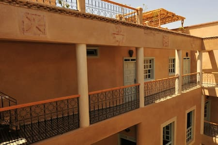 Welcome to the Riad Taroudant !