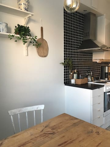 Charming 1 room apartment - Göteborg - Daire