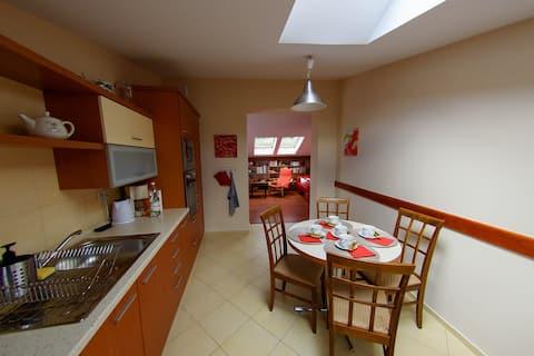 Villa Turris - przytulny apartament