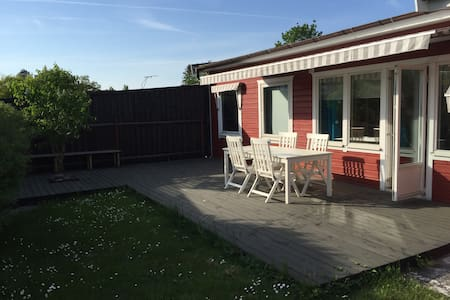 Townhouse in south Visby 3 bedrooms - Visby