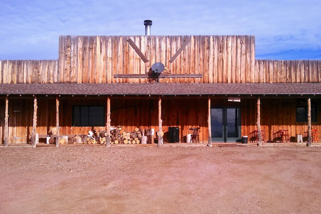 Come have the experience of a lifetime in our guest lodge