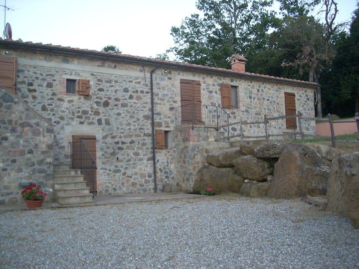 Ugolino House - Garden View