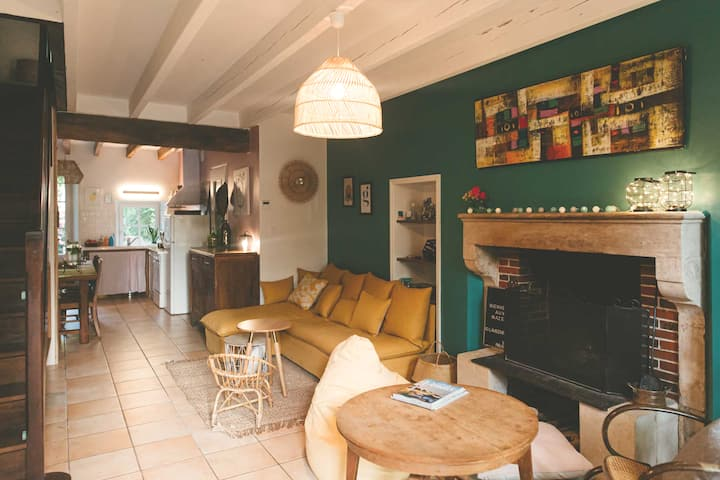 Charming home in the bocage 30 min from Puy du Fou