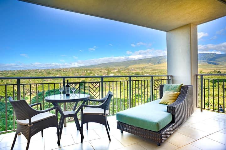 Hyatt Residence Club Maui 1 BR Mountain View Upper