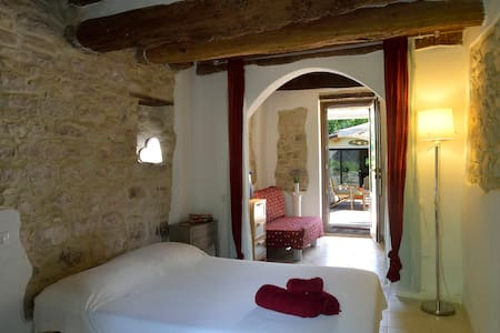 Room in charming cottage Marche - Casa