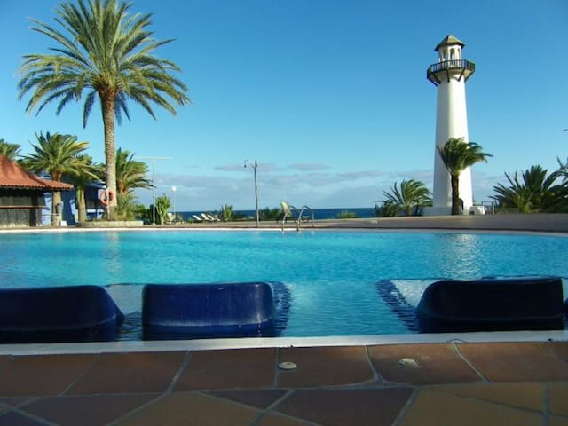 First line to the beach. - Maspalomas - Apartment