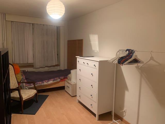 Single room in dowtown St.Gallen