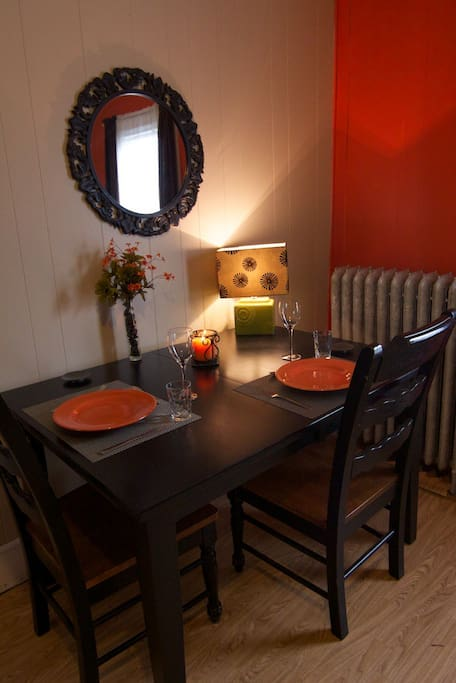 Cheerful & Central apartment