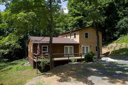 Lost River WV 5-br 4-ba cabin (A&B) - Lost River