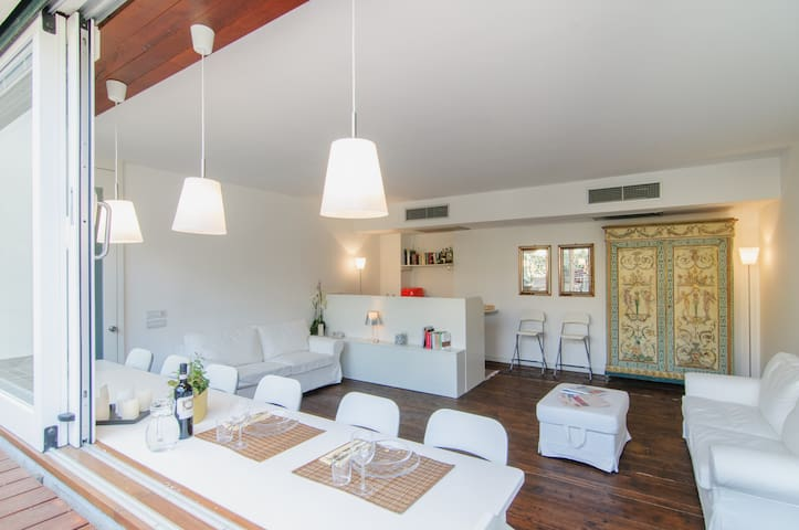 Sunny apt in the center of Arezzo - Arezzo - Apartemen