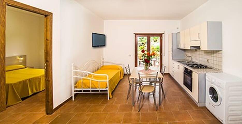 Residence Villa Mare Taormina bilocale 6