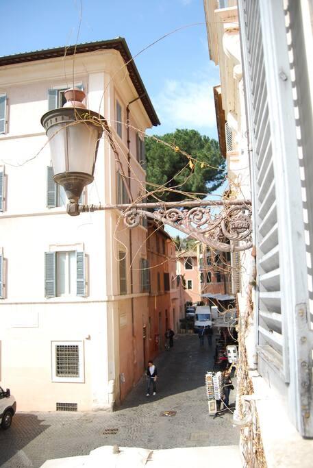 Trastevere square appartamenti in affitto a roma lazio for Affitto uffici roma trastevere