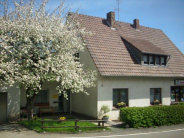 Apartement Haus Rübezahl/Diemelsee - Diemelsee - Leilighet