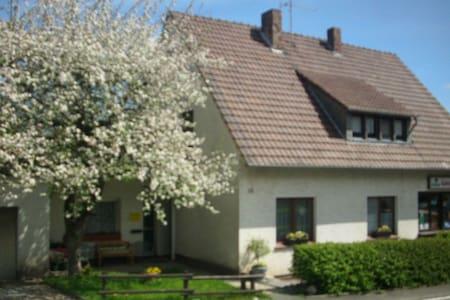 Apartement Haus Rübezahl/Diemelsee - Daire
