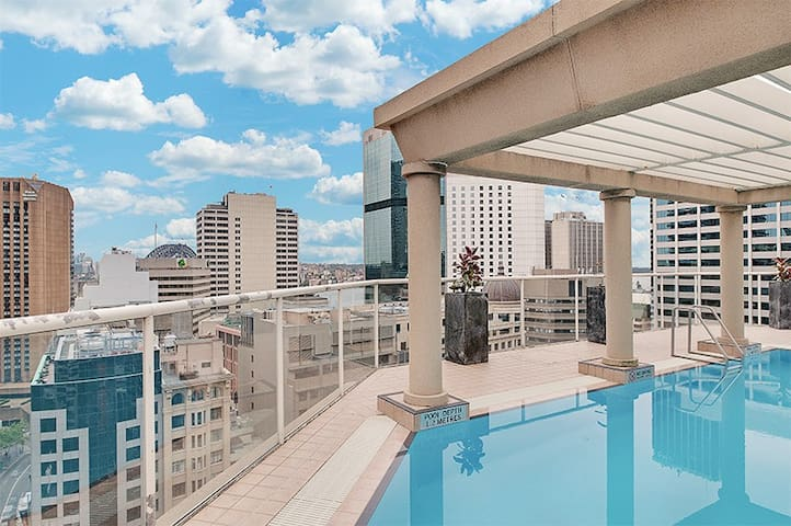 Fantastic location - apartment in Sydney CBD