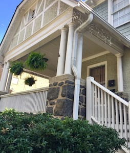 Charming West End historic 2 BR 2 BA downtown! - Winston-Salem - Apartemen