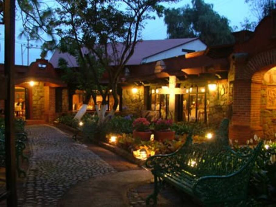 restaurant mexico