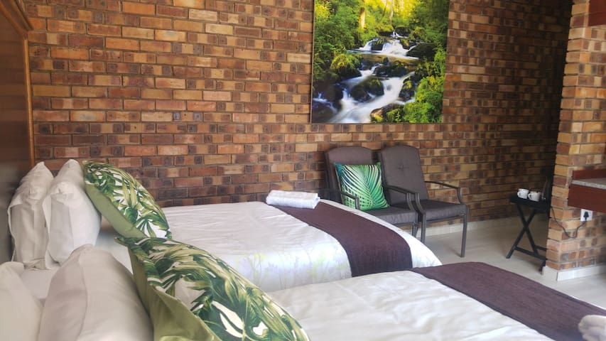 Kruger Afrique Lodge - Room Swaziland