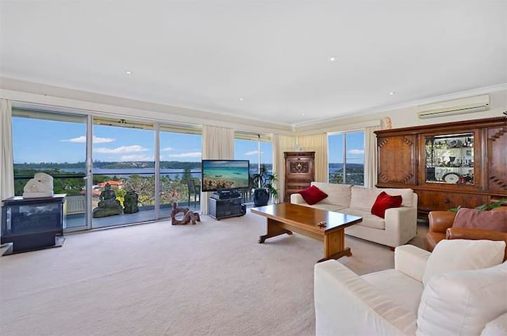 ☆ Amazing Views in Vaucluse +Close to Beaches ☆