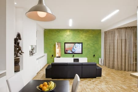 Luxury manager flat in the centre - Ostrawa - Apartament
