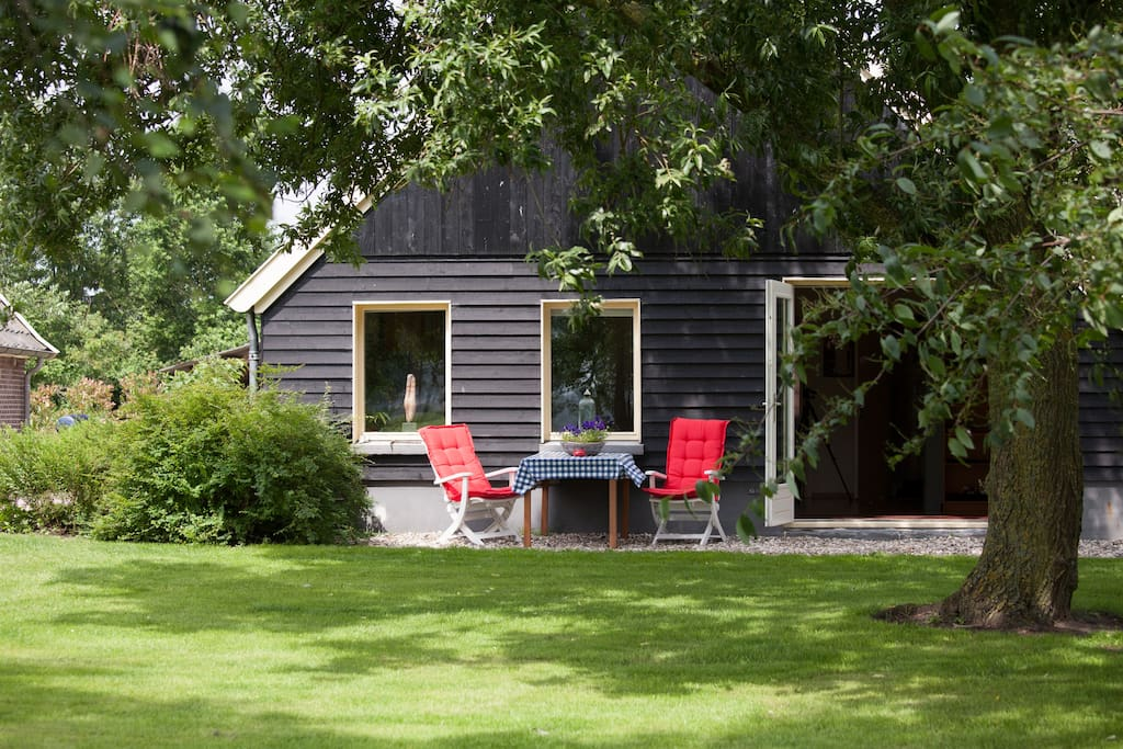 Guesthouse 39 t hooyslag huisjes te huur in lochem for Te huur in gelderland