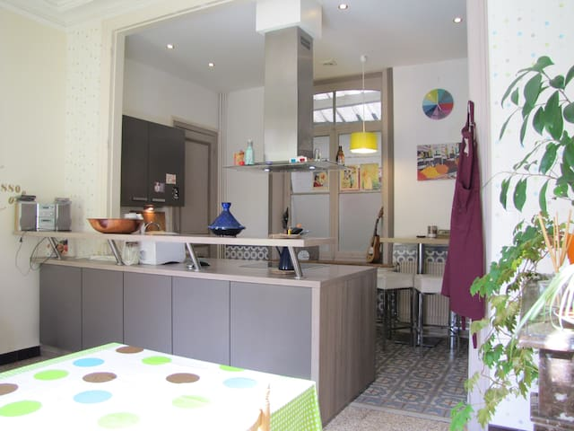 THE spacious colocalisation     - Roubaix - Casa