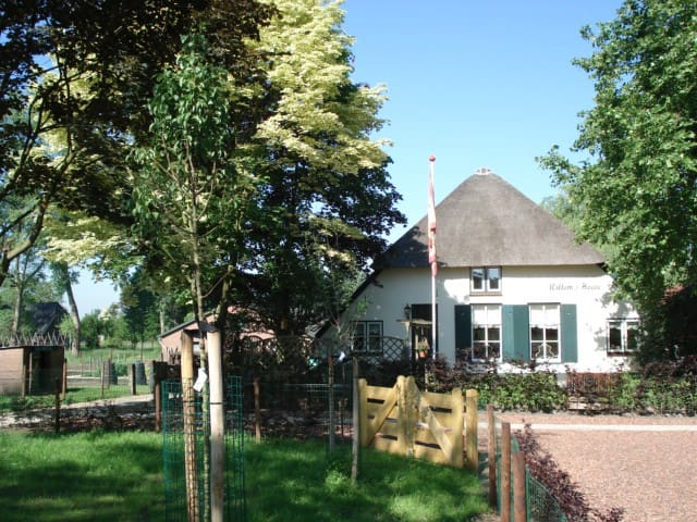 Bed and Breakfast De Willemshoeve - Wageningen - Bed & Breakfast