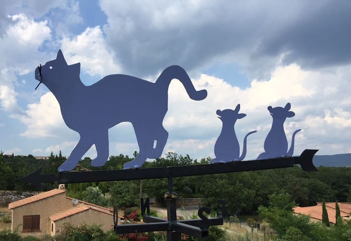 Chambre d'hôte le Chat Bleu