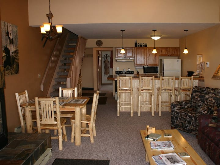 Ski in/out Condo at Big Mountain - Whitefish, Mt