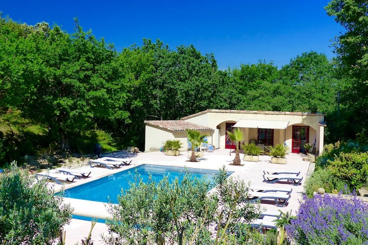 Luxe loft / studio - Zwembad - Provence - Grillon