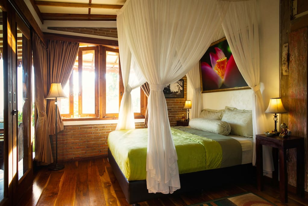 MASTER BEDROOM (you can rent on Omah Joglo SATU)