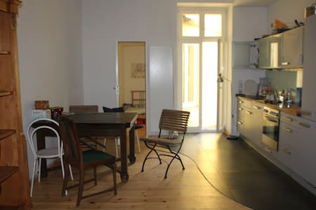 Very nice appartment with garden - Berlin