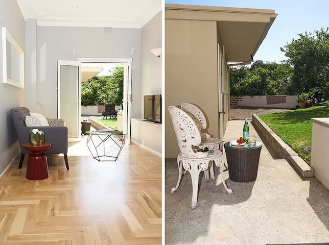 Garden Apartment - Point Piper