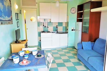 BAIA de BAHAS-Apartments & Resort - BILOCALE 4 pax - 马里内拉 (Marinella) - 公寓