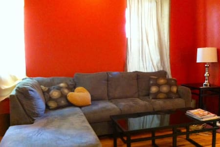 ***LG, RENOVATED, REAL 3BR, 1.5 BAT - New York - Byt
