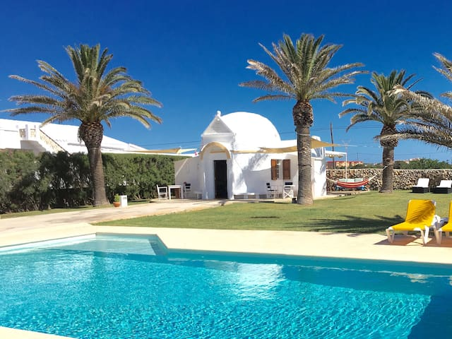 casita en primera linea de mar - Balearic Islands - Hus