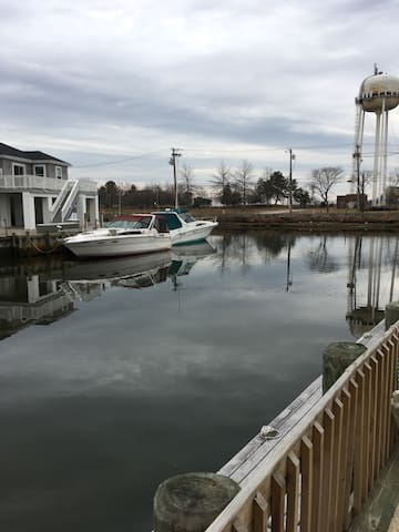 Waterfront Home Near LBI in Beach Haven West NJ - Stafford Township - House