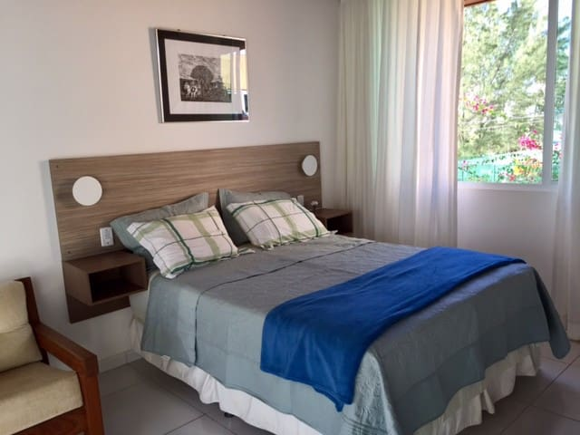 Comfortable room to rent very close to the cost - Cabedelo - บ้าน