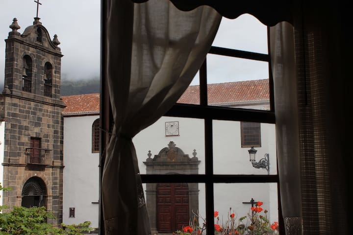 Apartm. historic center of Sta Cruz - Santa Cruz de la Palma