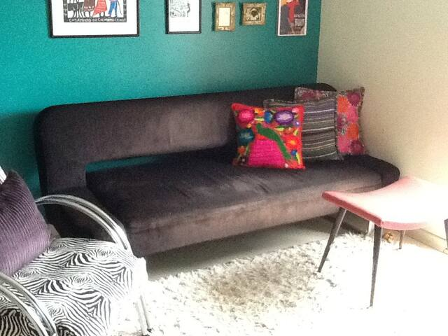 guest room in Curitiba! - Curitiba - Apartment