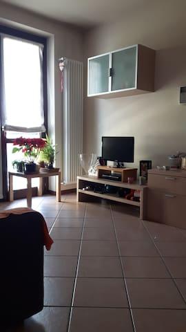 confortevole e comodo appartamento lago maggiore - Sesto Calende - Wohnung