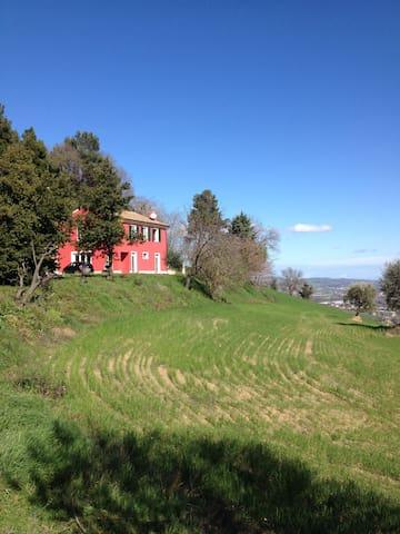 Casa Rossa - Isola di Fano - Dům