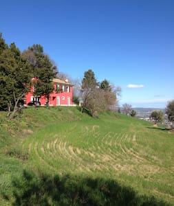 Casa Rossa - Isola di Fano