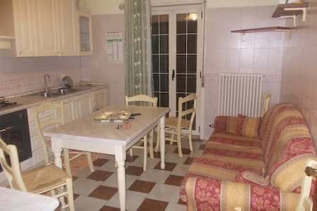 Nice apartment in center of Sicily - Valguarnera Caropepe - Huoneisto